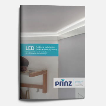 LED-Profile Informationsbroschüre